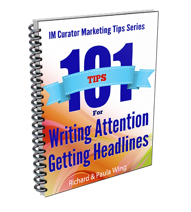 101 Tips For Writing Attention Getting Headlines