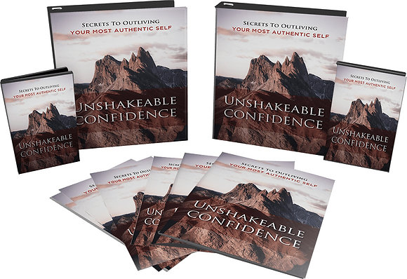 Unshakeable Confidence Upgrade Package