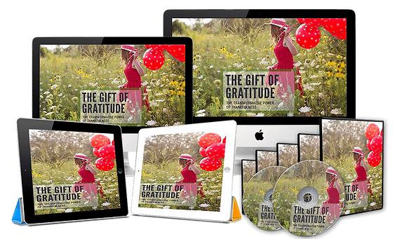 Gift Of Gratitude Upgrade Package