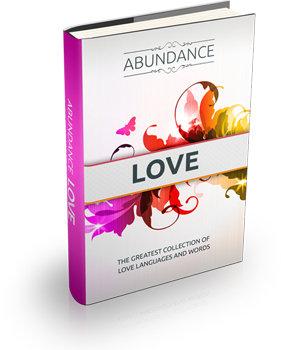 Abundance Love