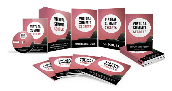 Virtual Summit Secrets Upgrade Package