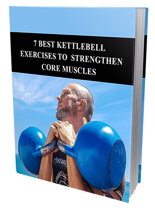 7 Best Kettlebell Exercises To Strengthen Core Muscles