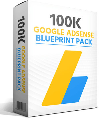 100K Google Adsense Blueprint Pack