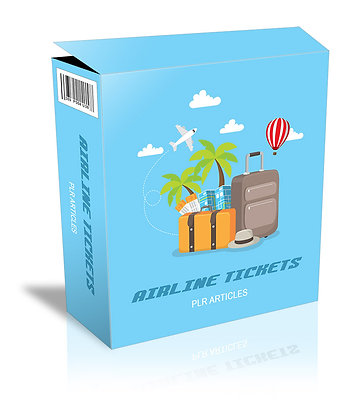 Airline Tickets PLR Articles