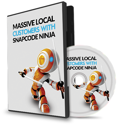 Massive Local Customers With SnapCode Ninja