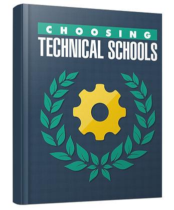 Choosing Technical Schools