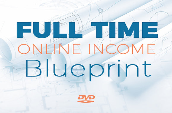Full Time Online Income Blueprint