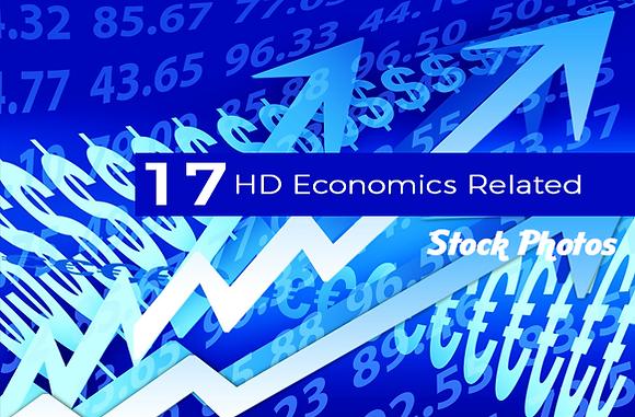 17 HD Economics Related Stock Photos