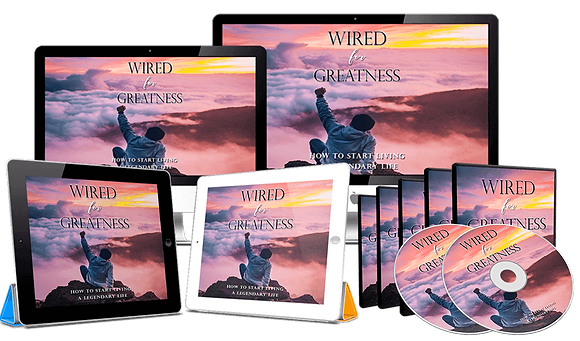 Wired For Greatness Upgrade Package