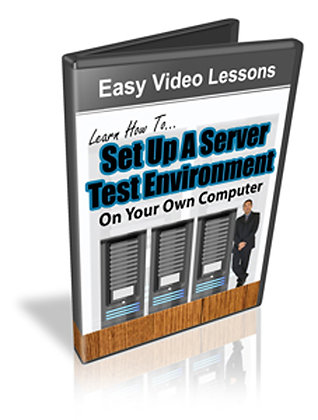 Learn How To Set Up A Server Test Environment On Your Own Computer