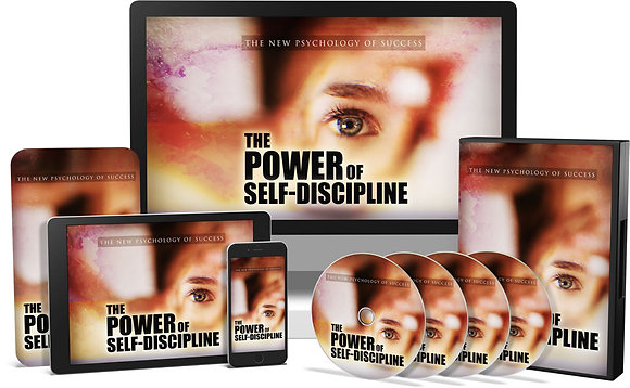 The Power Of Self-Discipline Upgrade Package