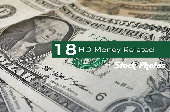 18 HD Money Related Stock Photos