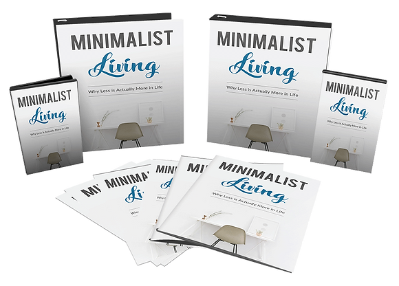 Minimalist Living Upgrade Package