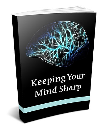 Keeping Your Mind Sharp