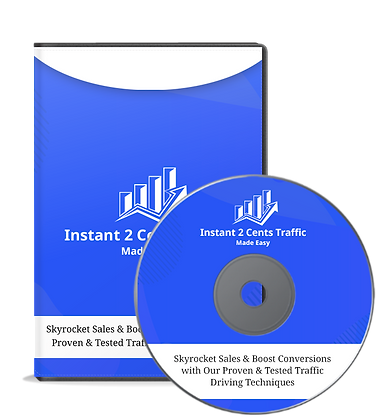 Instant 2Cents Traffic Made Easy Upgrade Packag