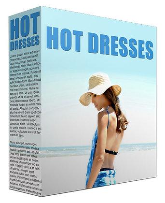 Hot Dresses PLR Articles
