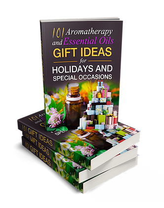 101 Aromatherapy and Essential Oils Gift Ideas