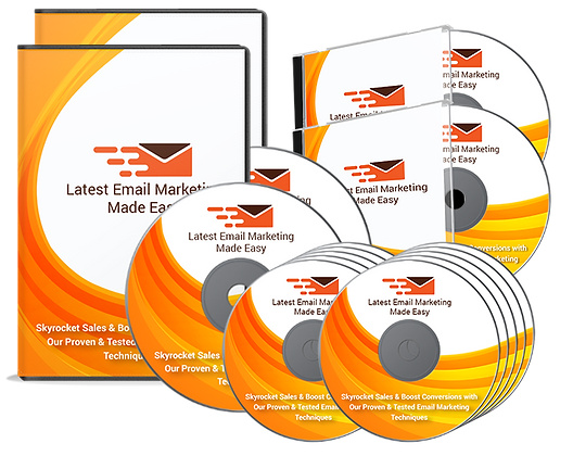 Latest Email Marketing Made Easy Upgrade Package