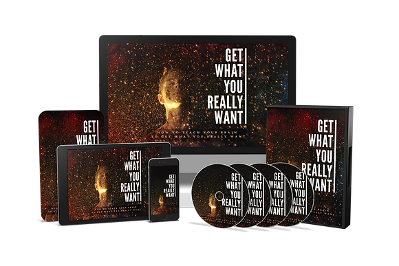 Get What You Really Want Upgrade Package