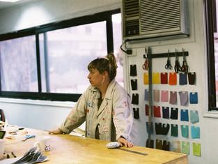 Andrea de la Horra: Menos bla bla y más taller