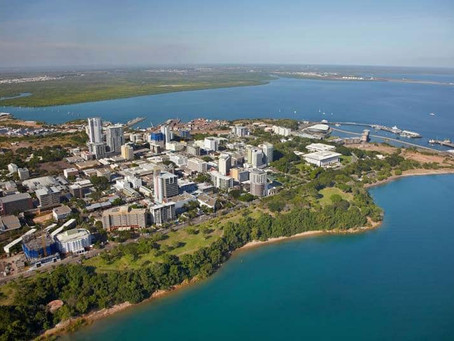 Northern Territory pode ser o próximo 'hit'
