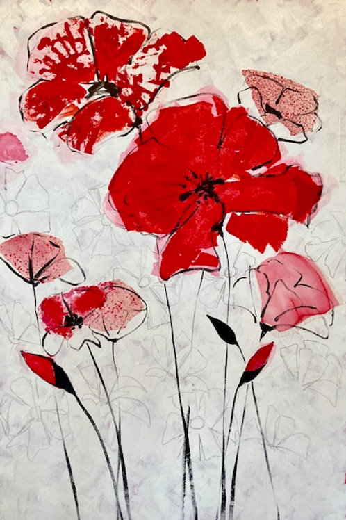 Dueling Poppies (2 of 2)