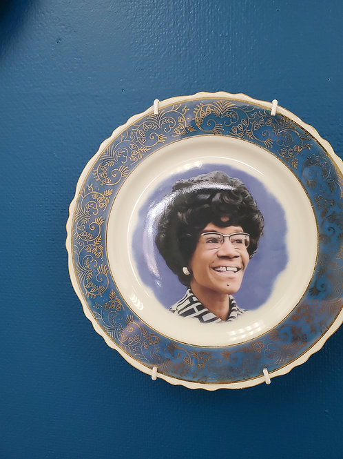"Bri Murphy: ""Presidential Plate #4"""