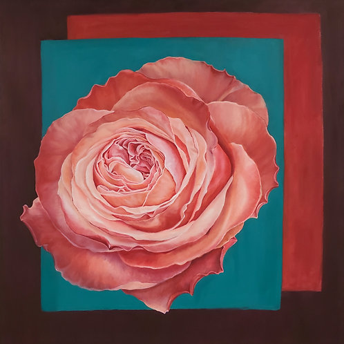 "Susan Kiefer: ""Regal Rose"""