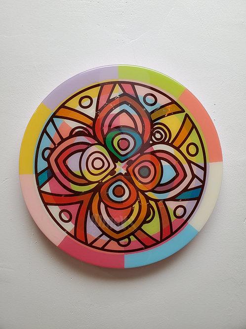 "Shelly Pinto: ""Kaleidoscope #2 (12 in)"""