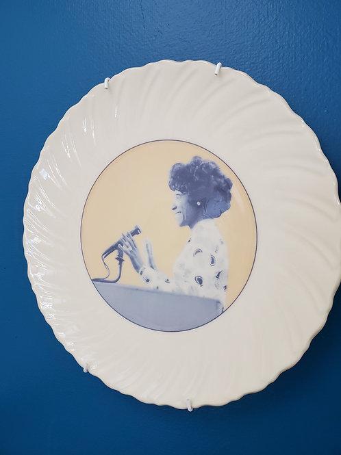 "Bri Murphy: ""Presidential Plate #3"""