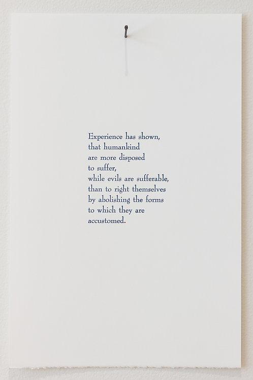 "Bri Murphy: ""Declaration Poem #2"""