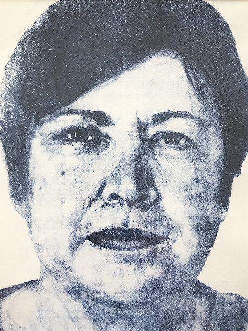 Lithograph Mom