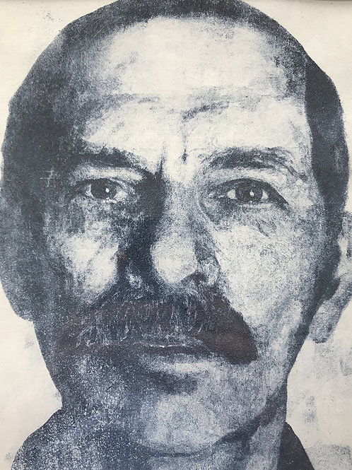Lithograph Dad
