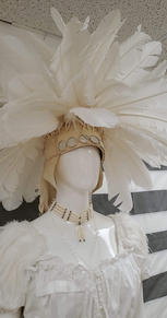Detail of Cultural Hybrid Outfit II