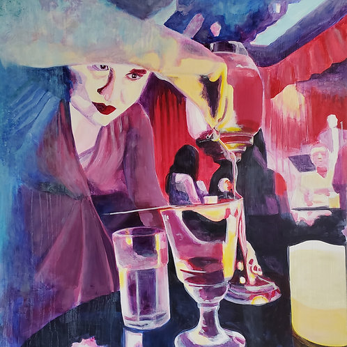 Absinthe and Jazz