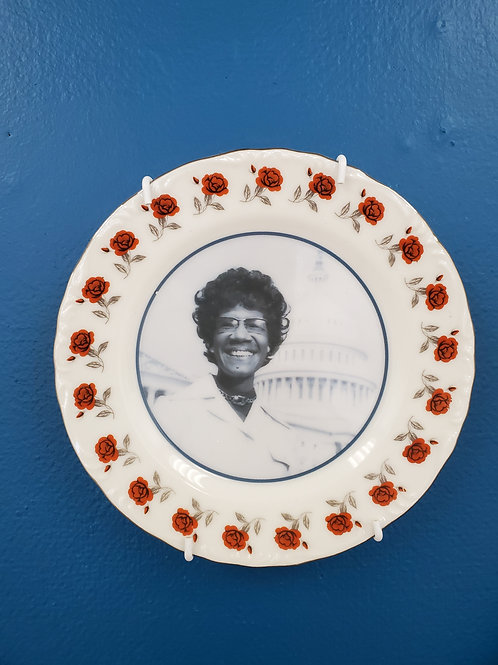 "Bri Murphy: ""Presidential Plate #2"""