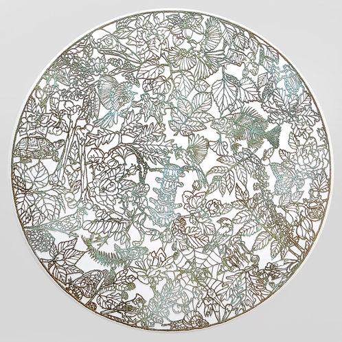 Super Shield No. 2: Camouflage