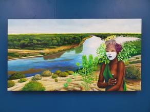 Suri Woman of Omo Valley