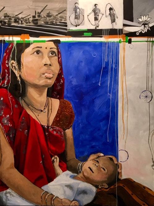 Modern Madonna: India