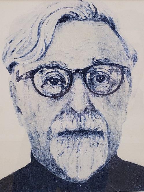 Lithograph Dr. Pronko
