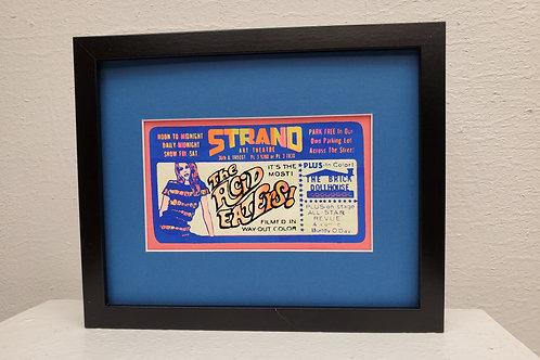 Strand Acid Eaters (medium blue)