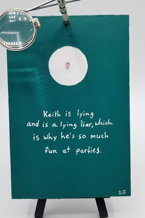 """Wolfe Brack: """"Keith"""""""