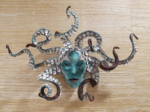 "Wes Casey: ""Mask of the Sea Witch"""
