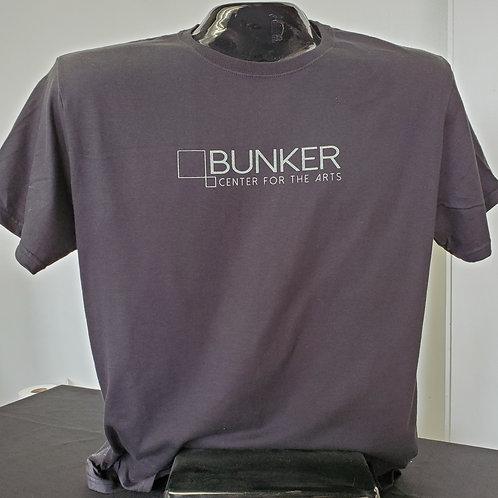 Screen Printed Bunker Logo Tee
