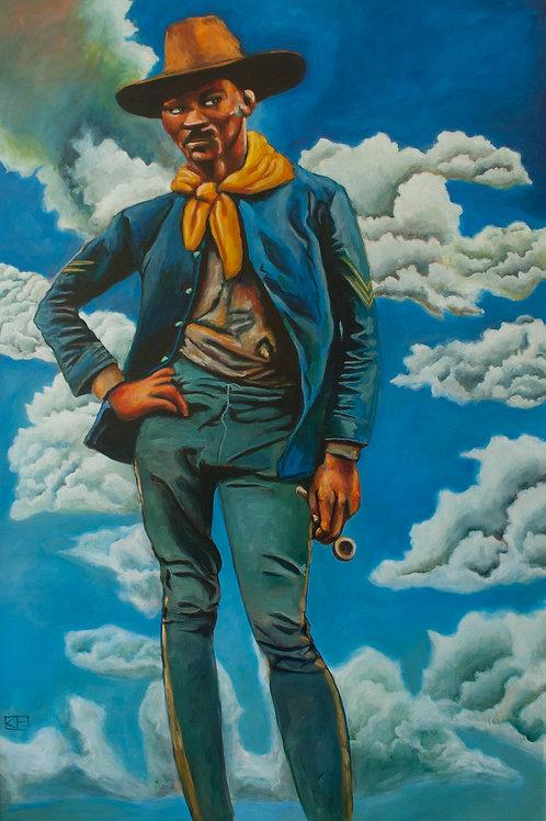 "Kwanza Humphrey: ""Albert Young"""