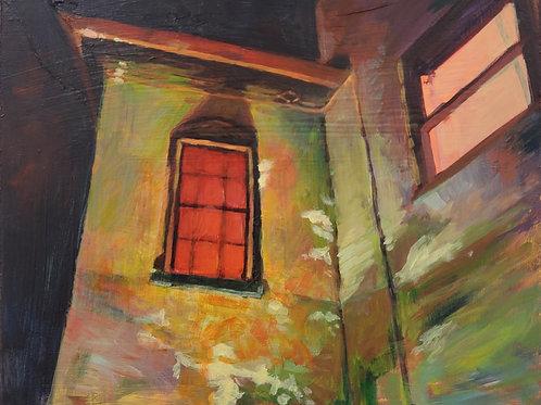 "Caleb Harman:  ""The Nursery Window"""