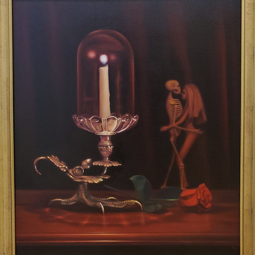 """John Slaby: """"Death and the Maiden"""""""