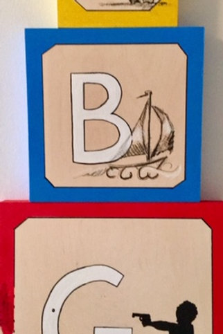 ABCs (triptych)