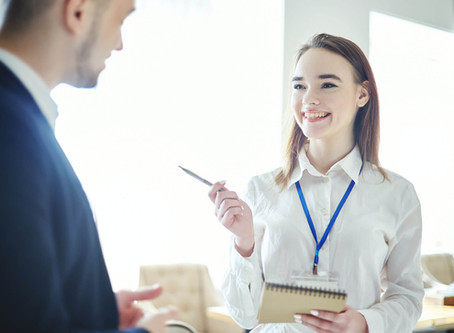 Why work with an event professional?