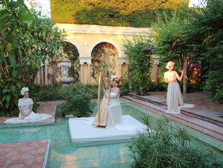 Garden Party: Ephrussi Enchantée